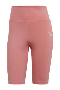 adidas Originals Adicolor cycling short roze/wit, Roze/wit