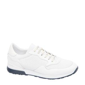 Chavar  leren sneakers wit
