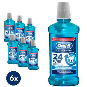 Pro-Expert Professionele Bescherming mondwater - 6 x 500 ml
