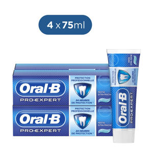Pro-Expert Professionele Bescherming Extra Frisse Munt tandpasta - 4 x 75 ml