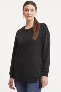 anytime sweater zwart, Zwart