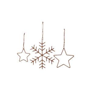 kersthanger (set van 3)