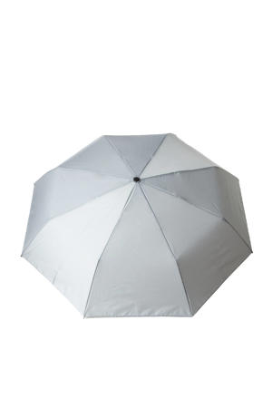paraplu zilvergrijs