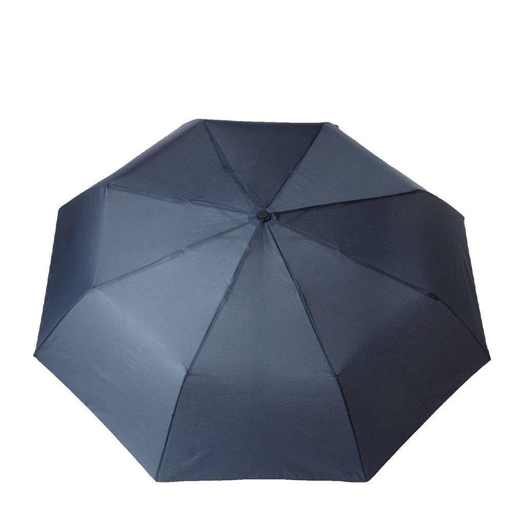 anytime paraplu donkerblauw, Donkerblauw