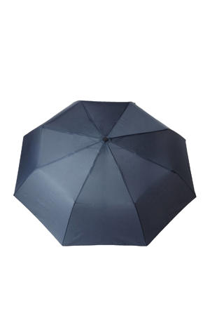 paraplu donkerblauw