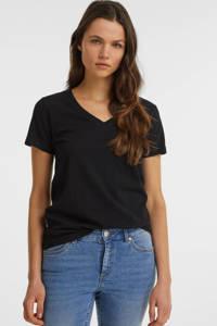 anytime T-shirt zwart, Zwart