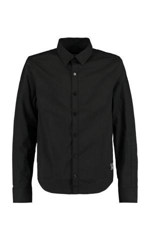 overhemd Bram zwart