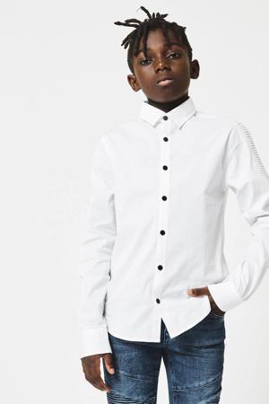 overhemd Bram wit
