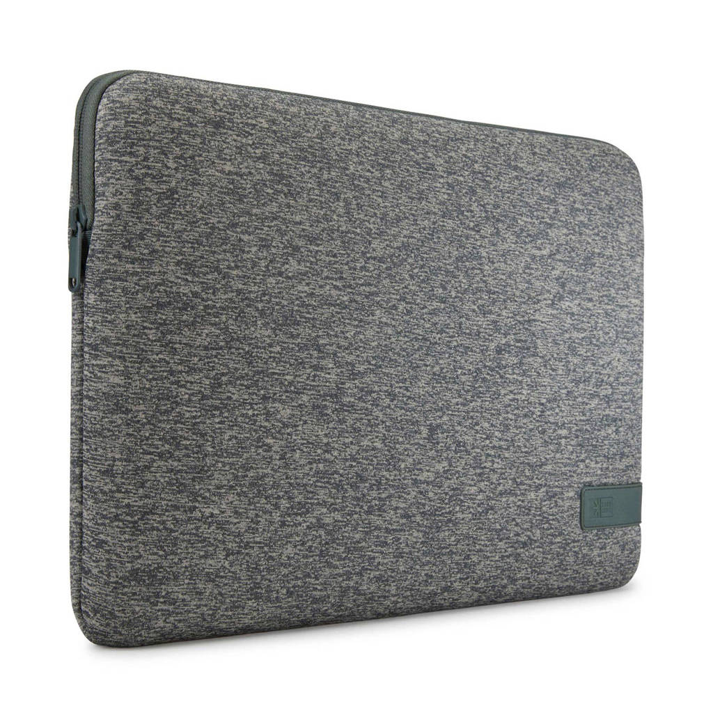 Case Logic  15.6 inch Reflect laptop sleeve (Balsam), Grijs