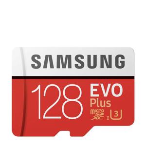 geheugenkaart microSD 128GB EVO+