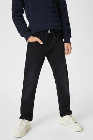 regular fit jeans zwart