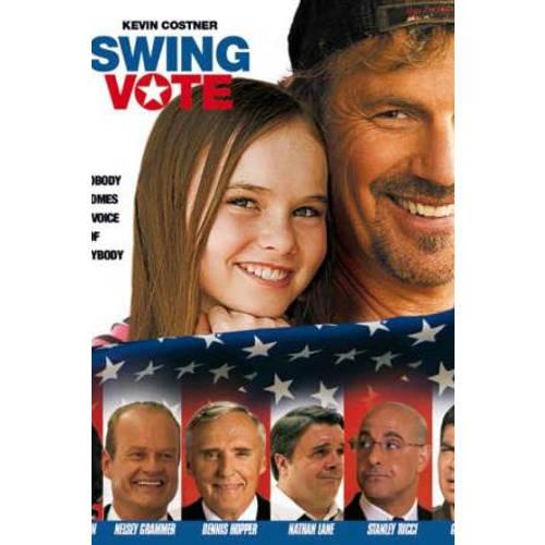 Swing vote (Blu-ray) kopen