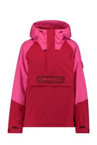 O'Neill ski-anorak O'Riginals rood/roze, Rood/roze