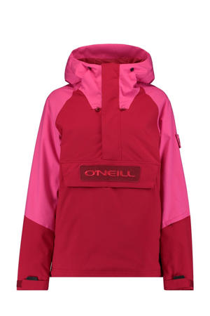 ski-anorak O'Riginals rood/roze