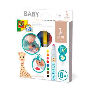 Sophie de giraf babymarkers