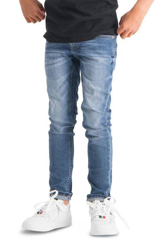 Vingino skinny jeans Anzio Blue cruziale blue, Cruziale blue