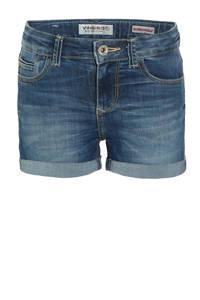 Vingino high waist jeans short Daizy blue vintage