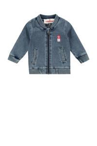 Vingino baby vest Olivier mid blue wash, Mid Blue Wash