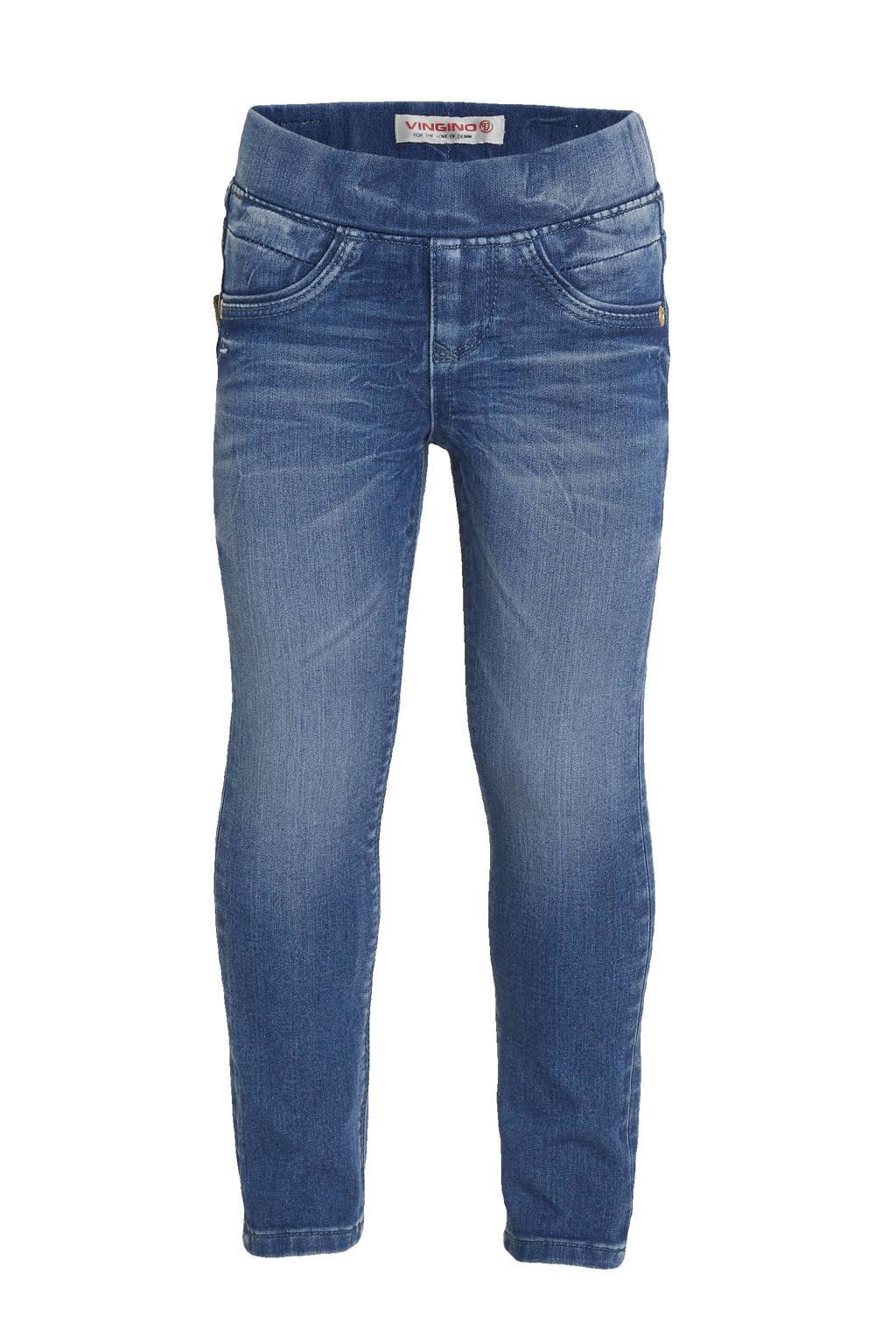 Vingino regular fit jeans Beth mini electric blue, Electric blue