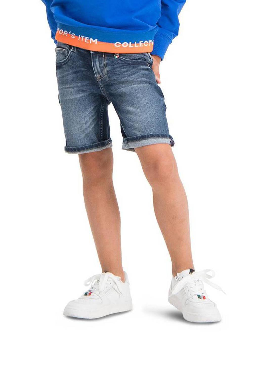 Vingino jeans bermuda Capo blue vintage
