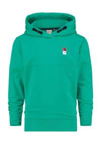 Vingino Essentials hoodie zeegroen, Zeegroen