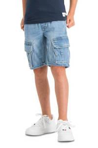 Vingino jeans bermuda Celdo blue vintage