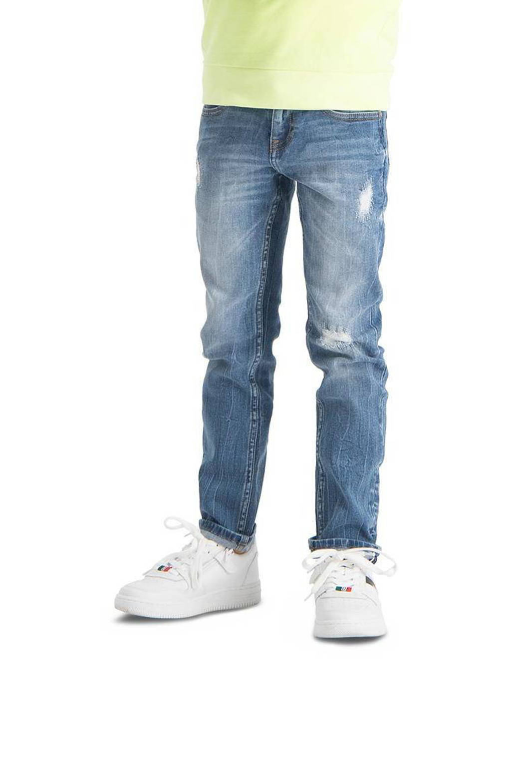 Vingino slim fit jeans Diego blue vintage