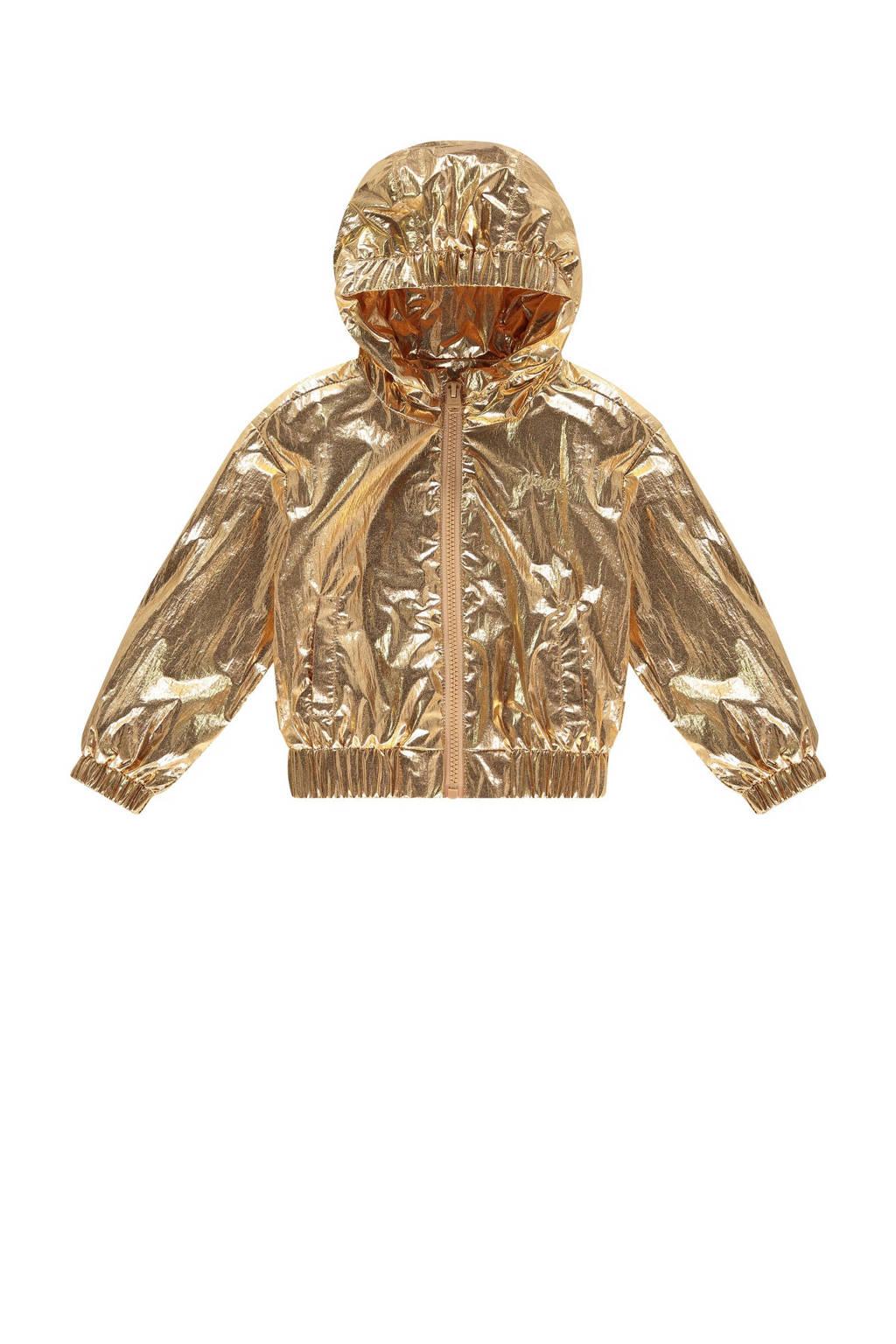 Vingino  zomerjas Tola goud metallic