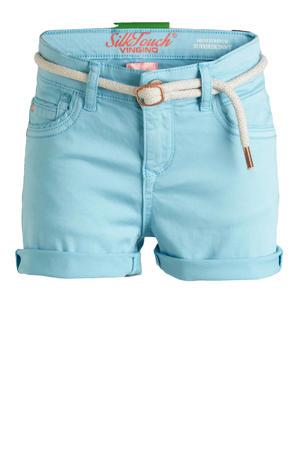 high waist short Belize blauw