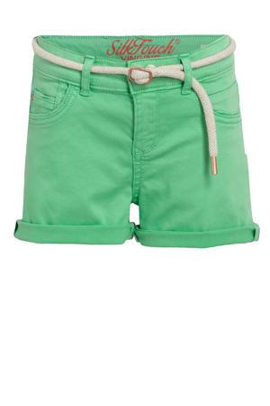 high waist short Belize fris groen
