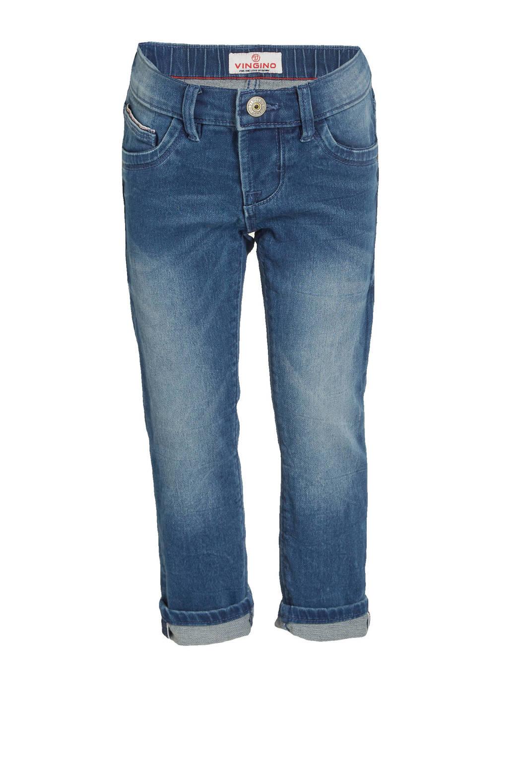 Vingino slim fit jeans Bertino mini cruziale blue, Cruziale blue