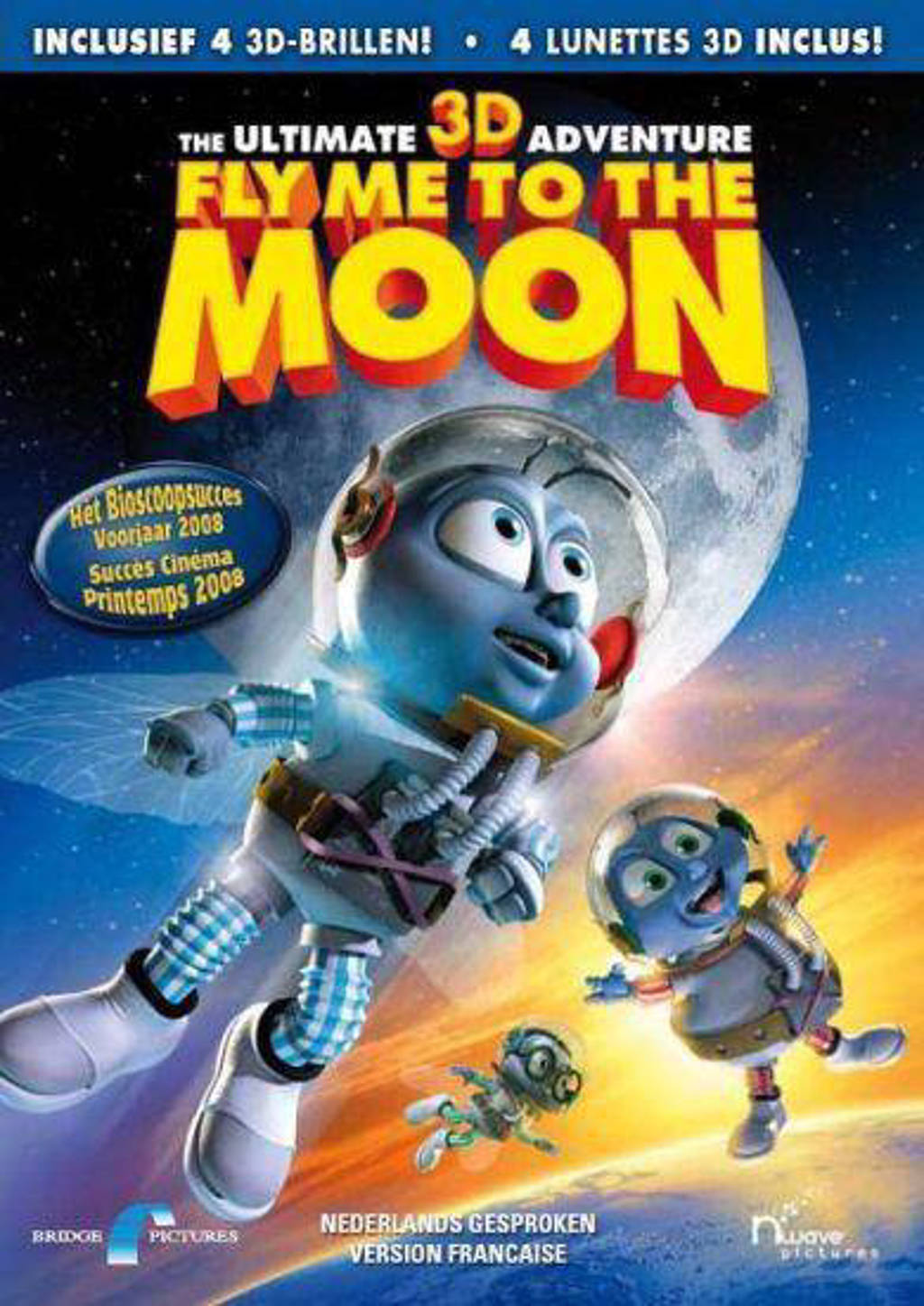 Fly me to the moon (DVD)