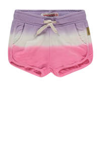 Vingino dip-dyesweatshort Rose lila/wit/roze