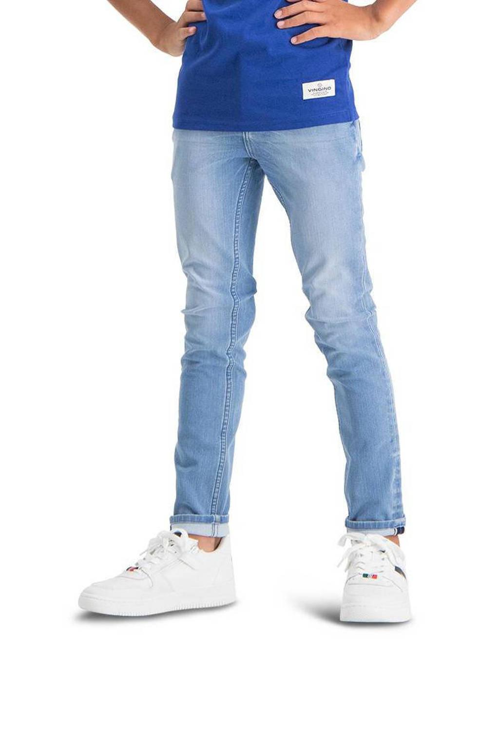 Vingino skinny jeans Alfons light vintage, Light vintage