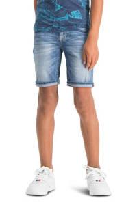 Vingino jeans bermuda Charlie cruziale blue, Cruziale blue