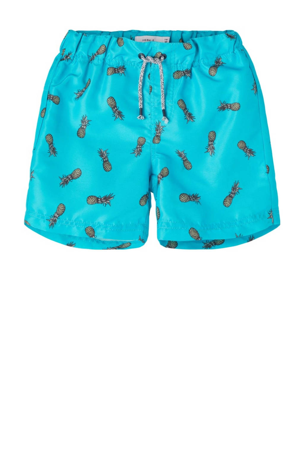 NAME IT KIDS zwemshort Zenneth turquoise, Turquoise