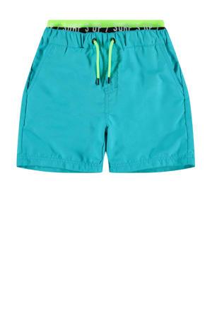 zwemshort Zelixo lichtblauw