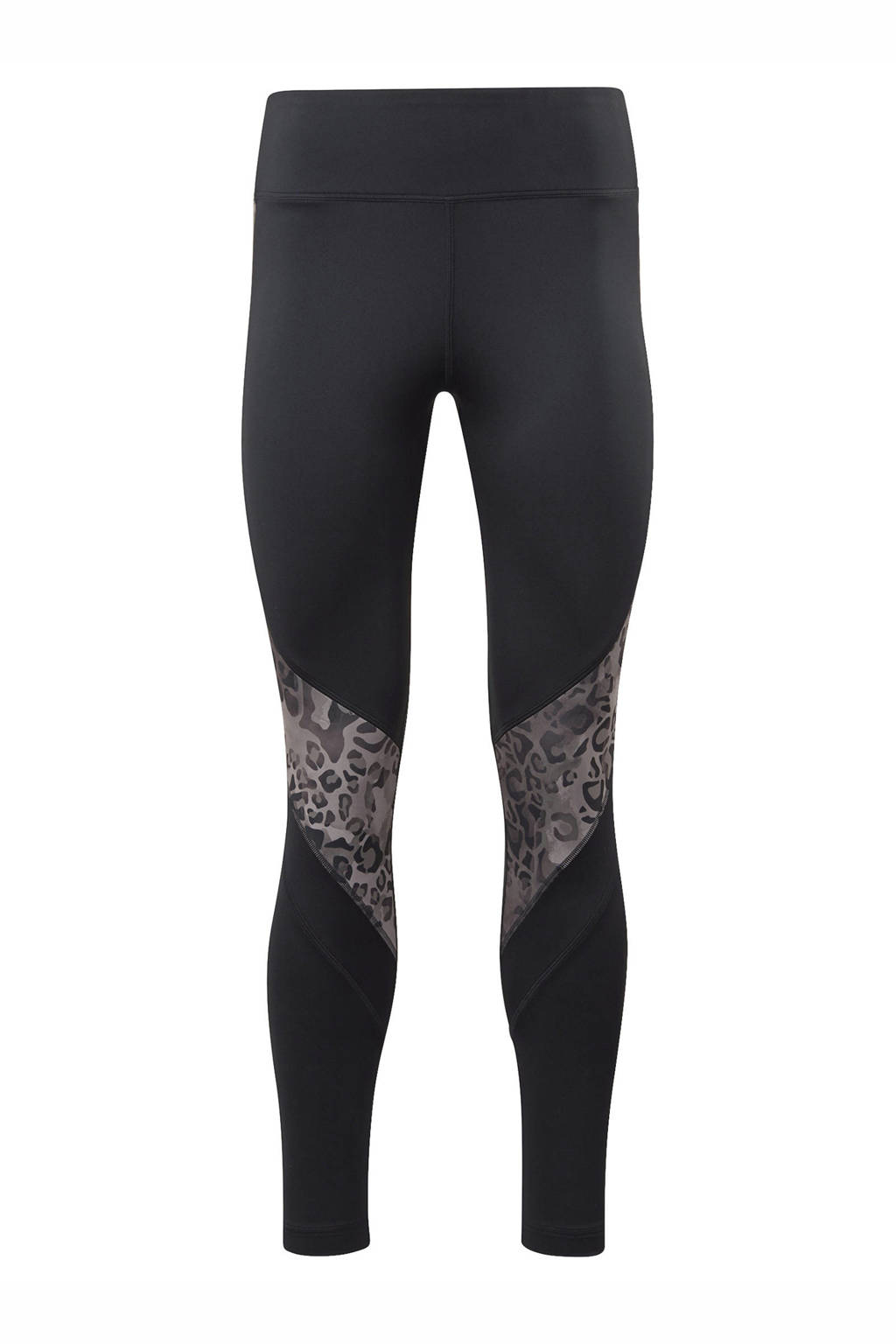 Reebok Training sportlegging zwart/zand, Zwart/zand
