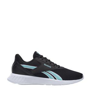 Lite 2.0 hardloopschoenen zwart/lichtblauw/wit