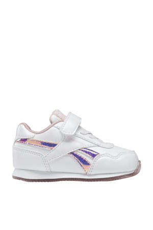 Royal Classic Jogger 3.0 sneakers wit/roze