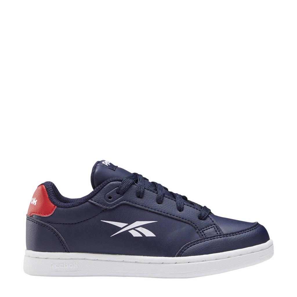 Reebok Classics Royal Vector Smash sneakers donkerblauw/rood/wit, Donkerblauw/rood/wit