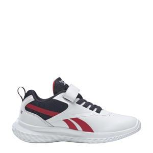 Rush Runner 3.0 hardloopschoenen wit/donkerblauw/rood kids