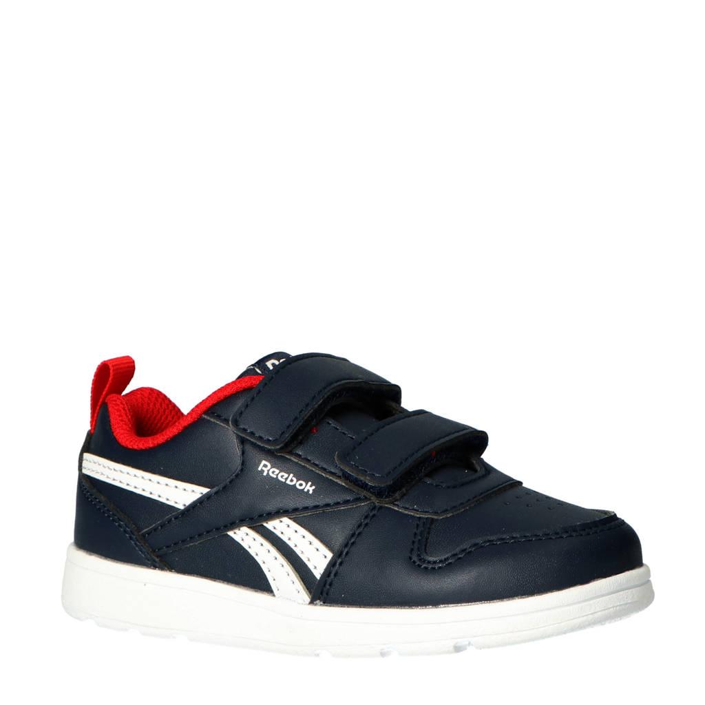 Reebok Classics Royal Prime 2.0 KC sneakers donkerblauw/rood/wit, Donkerblauw/rood/wit