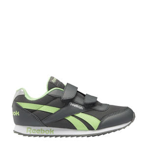 Royal Classic Jogger 2 sneakers grijs/mintgroen/zilver