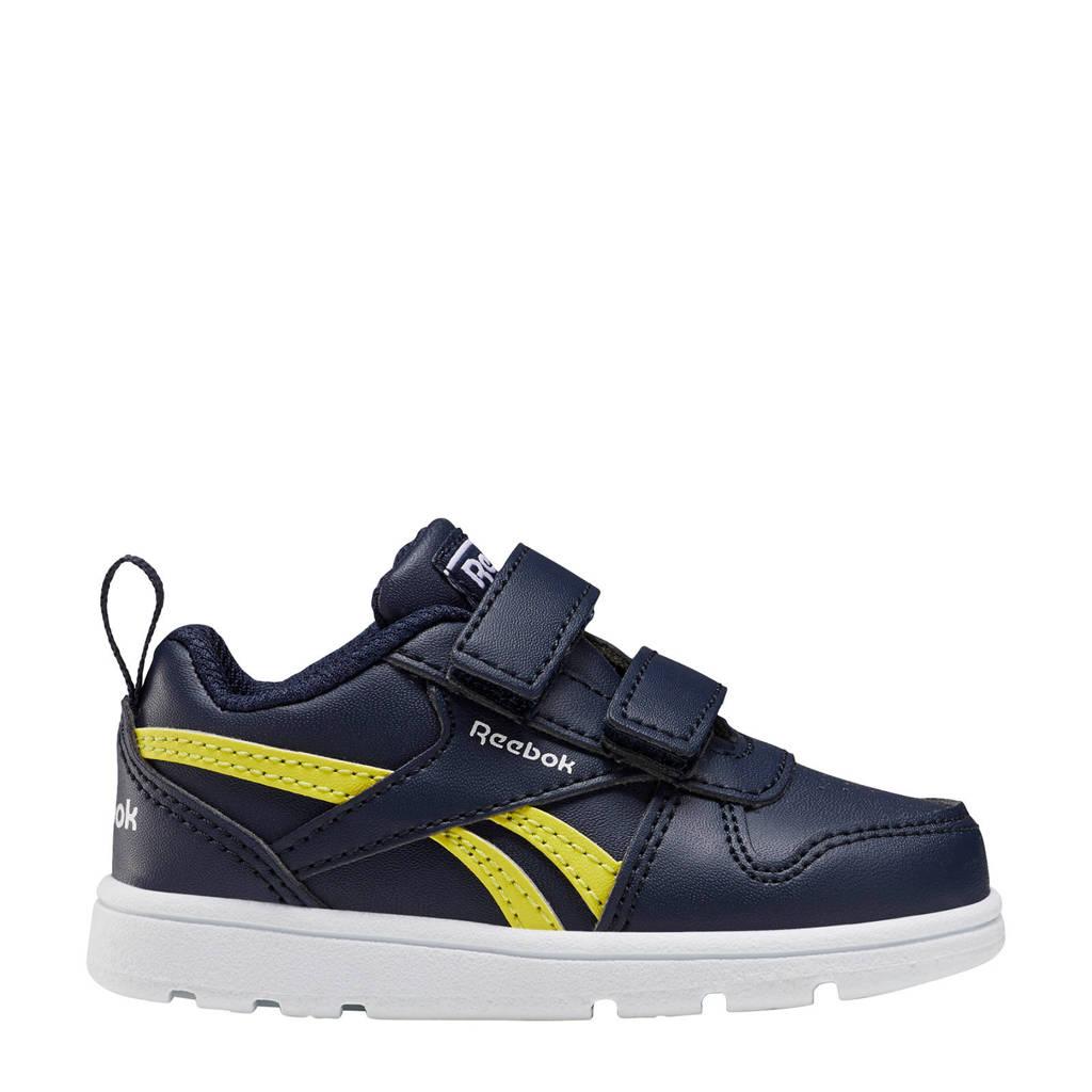 Reebok Classics Royal Prime 2.0 KC sneakers donkerblauw/geel/wit, Donkerblauw/geel/wit