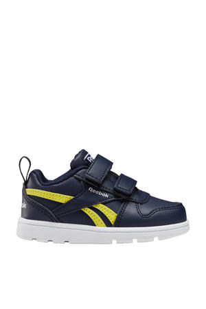 Royal Prime 2.0 KC sneakers donkerblauw/geel/wit