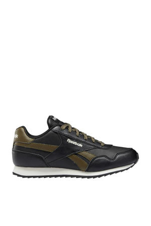 Royal Classic Jogger 3.0 sneakers zwart/donkergroen/ecru
