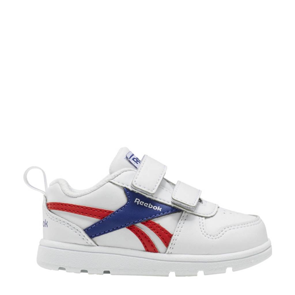Reebok Classics Royal Prime 2.0 KC sneakers wit/rood/kobaltblauw