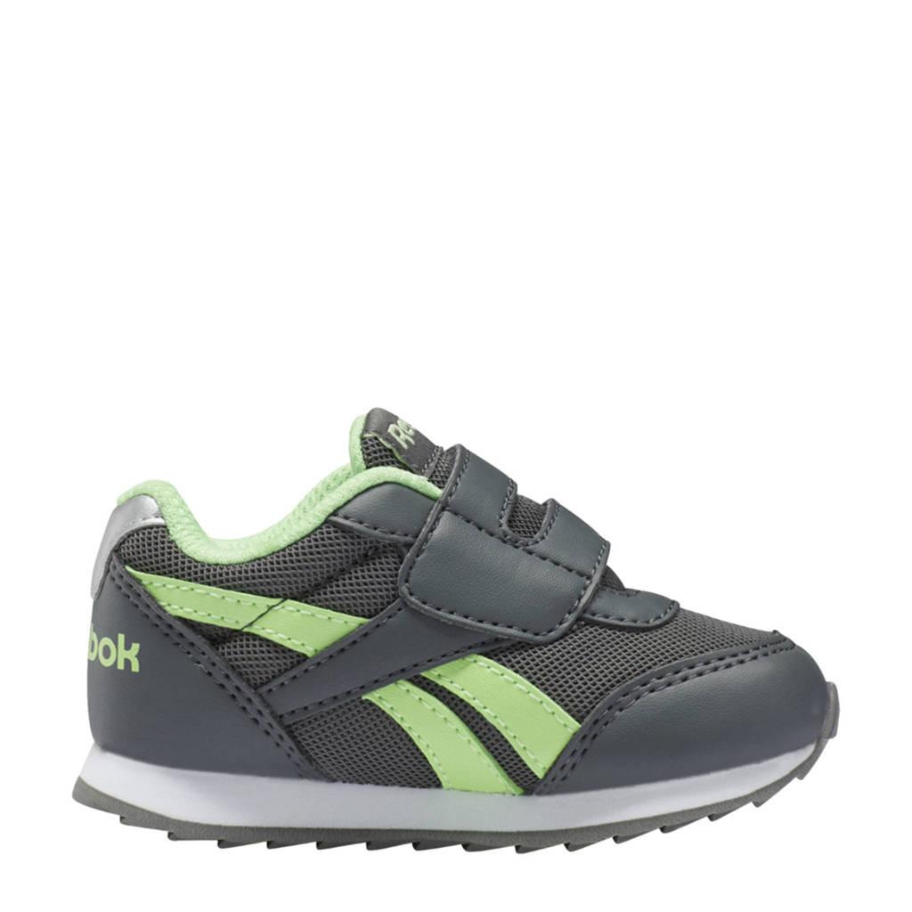 Reebok Classics Royal Classic Jogger 2 sneakers grijs/mintgroen/zilver