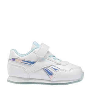 Royal Classic Jogger 3.0 sneakers wit/lichtblauw